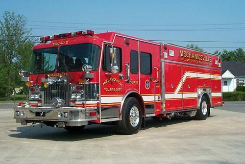 Mechanicsville Volunteer Fire Department Inc St Marys County Maryland Company 2