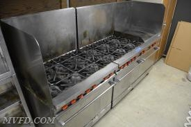 VULCAN Gas Ranges with Flat Griddle & Ovens For Sale