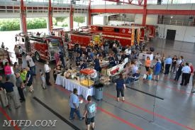 Department Celebrates New Station Open House