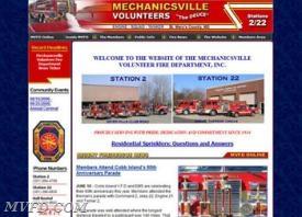 MVFD Online - December 2003