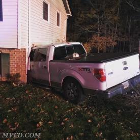 Vehicle into a House - Laurel Ridge Dr.