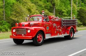 Old Engine 21 - Image Courtesy of Tony Codespote. Driven by Kenny Dickerson