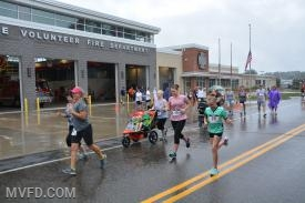Mechanicsville Volunteers Hold 2nd Annual 5K Run/Walk