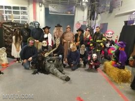 Annual Boo Through a Huge Success
