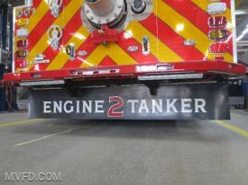 9/27/19 Committee members will be conducting the final inspection of Engine Tanker 2  starting on October 4th.