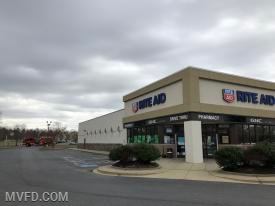 Units responded to a reported gas leak at Rite Aid in Charlotte Hall