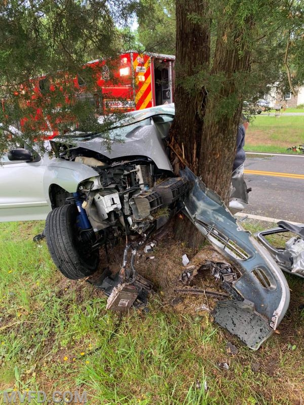 Crews Respond to Serious Accident on New Market Turner Road