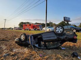 Rollover in Mechanicsville