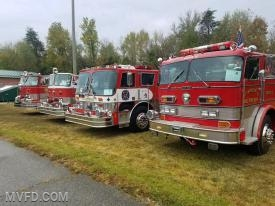 1st Annual SMVFA Antique Fire Apparatus Muster